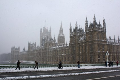 Winter Westminister Snow